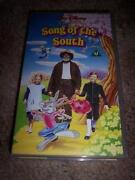 Song of The South VHS
