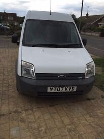 ford transit connect lwb high top t230 fsh 87k