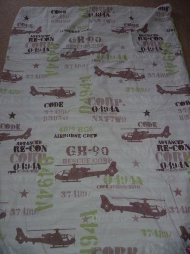 Army Bedding Ebay