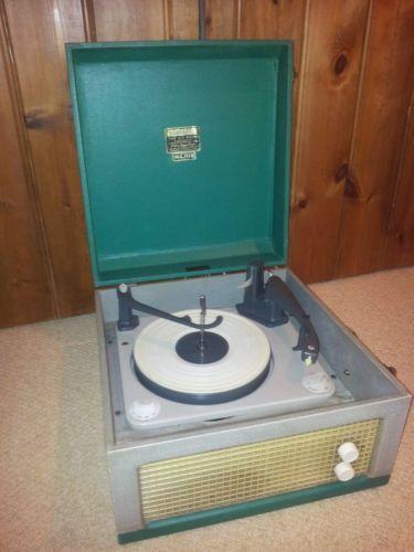 1950s Record Player Ebay