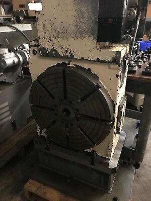 Tsudakoma Rnck 501 Cnc 4th Axis Rotary Table