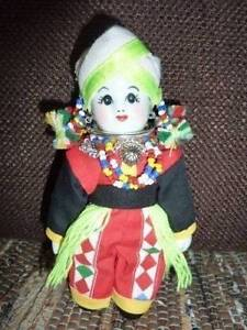 HANDCRAFTED DOLL FROM THAILAND - GREAT COLLECTORS ITEM Canning Vale Canning Area Preview
