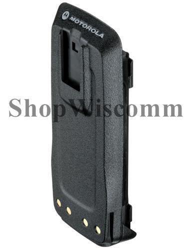 Motorola MotoTRBO XPR XPR6550 LiIon Battery - PMNN4077D PMNN4077