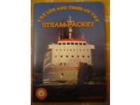 The Life and Times of the Isle of Man Steam Packet Company - John Shepherd