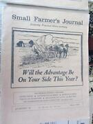 Small Farmer's Journal featuring Practical Horse-farming: Winter 1995 Vol. 19, No. 1, Multiple Authors.