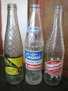 Vintage Soft Drink Bottles