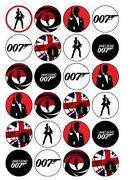 James Bond Decorations