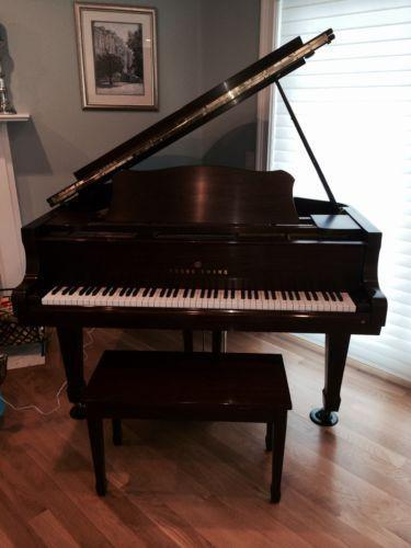 Young Chang Baby Grand Piano Ebay