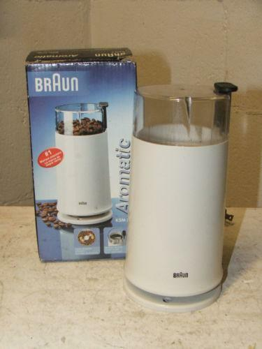 Braun Coffee Grinder ~ Braun ksm coffee grinder ebay