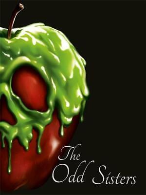 The Odd Sisters (Villain Tales 296 Disney), , New,