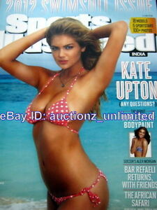 Sports Illustrated 2012 Swimsuit Issue Kate Upton Kirby Griffin Bar Refaeli Rare