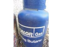 Empty 12KG Butane Calor Gas Bottle