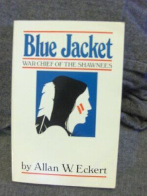 Blue Jacket  War Chief of the Shawnees for sale  Shipping to India