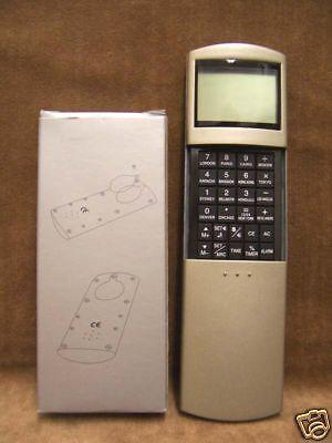 Slick Pocket Calculator Slides Open World Clock Cool