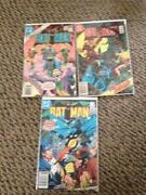 Batman Comic Lot