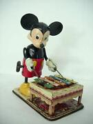 Disney Tin Wind-up