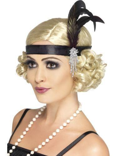 1920s Feather Headband  221e9510227