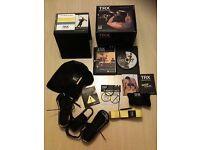 TRX Pro 2 trainer kit.