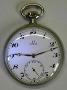 Vintage Omega Pocket Watch