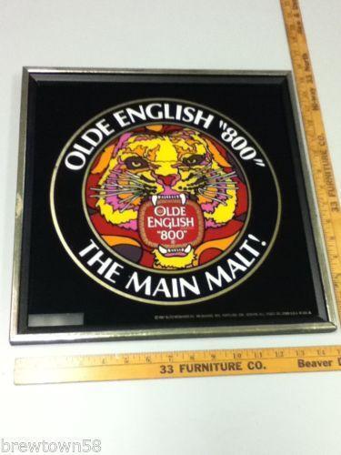 Vintage Beer Signs Mirrors Ebay
