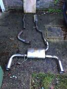 Citroen Saxo Exhaust