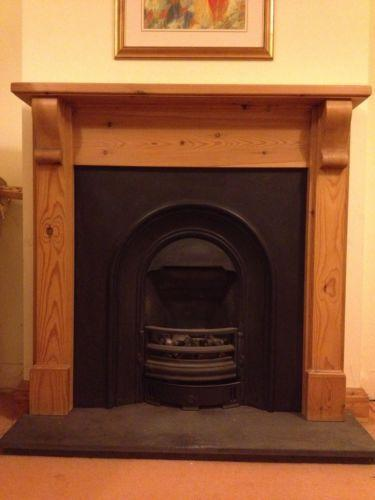 Slate Hearth Fireplace | eBay