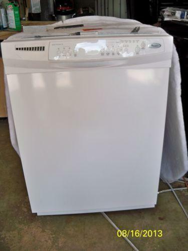 Whirlpool Dishwasher Ebay