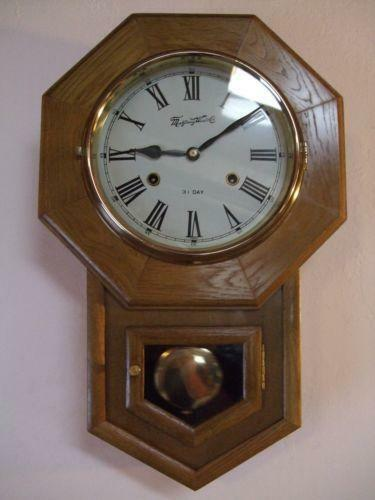 School House Clock Ebay