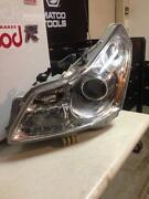 2008 Infiniti G37 Headlight
