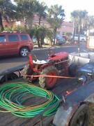 Wheel Plow