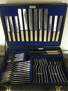 Silver Canteen Cutlery