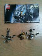 Lego Star Wars Figures Collection