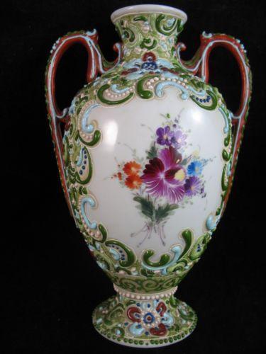 Antique Austrian Vase Ebay
