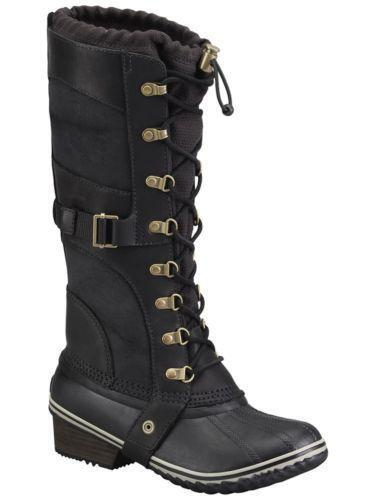 Sorel Conquest Carly Boots Ebay
