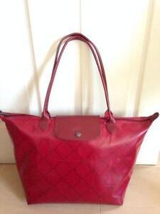 2fe54a7a123b Red Longchamp Bag