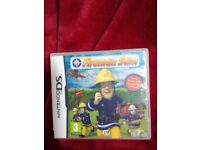 Nintendo DS Fireman Sam Game Complete with Box & Manual - Just £10