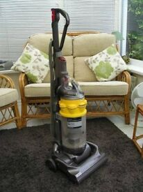 dyson dc14 bagless upright immaculate