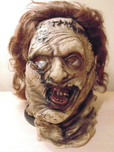 Leatherface Mask Ebay