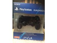 Sony Playstation 4 wireless Controller PS4controller DualShock 4 Black New&seald