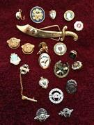 Vintage Lapel Pin Lot