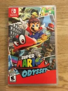 Super Mario Odyssey for Switch - $60