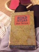 Vintage Road Atlas
