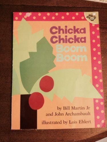 Chicka Chicka Boom Boom: Books | eBay - photo#25