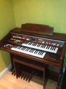 Technics Electric Organs