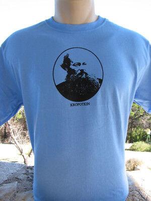 Peter Kropotkin T Shirt Anarchy Anarchism Communism