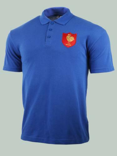 4ac23c5da0 France Rugby Shirt