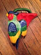 Parrot Wall Pocket