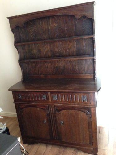 Old Welsh Dresser Ebay
