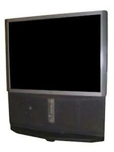 Rear Projection Tv Ebay