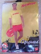 Mens Baywatch Fancy Dress